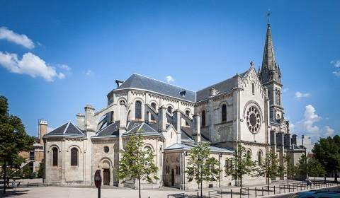 photo basilique saint-denys