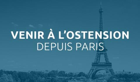 VENIR OSTENSION DEPUIS PARIS