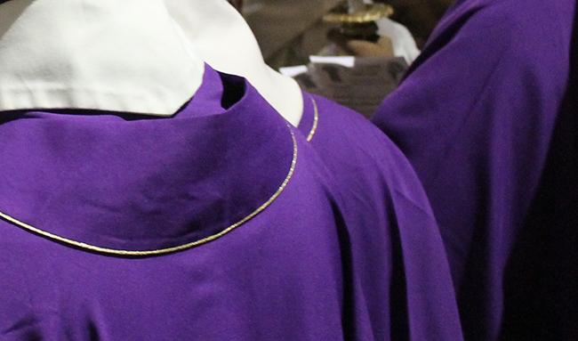 Prêtres - confession